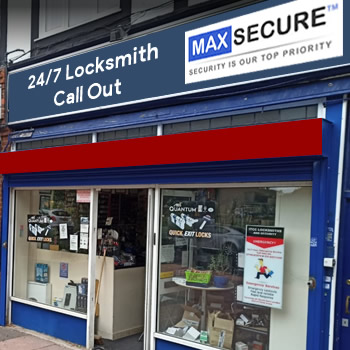 Locksmith store in East Finchley